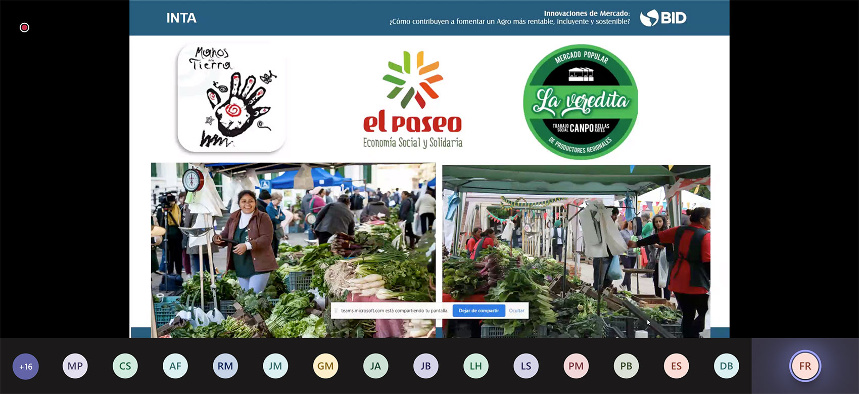 Proyecto Mercados
